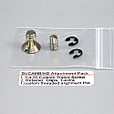 BEC-DVCAMB-HD Attachment Screw Pack