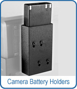 Digital Video Camera Battery Holders